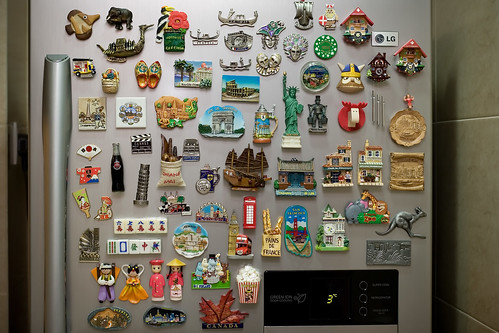 My Fridge Magnets Collection | by r@chel*