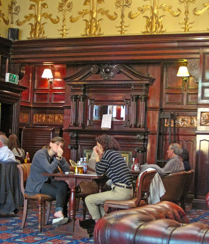 The Philharmonic Dining Rooms   by RoystonVasey. The Philharmonic Dining Rooms   ladies wot lunch      RoystonVasey