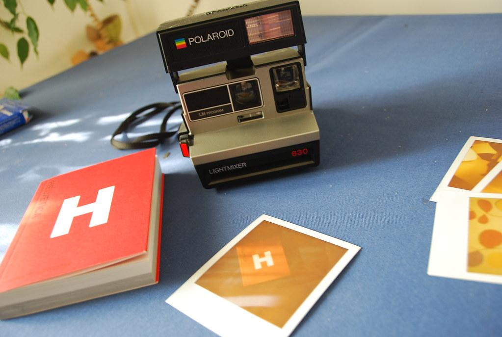 lightmixing iii la mia polaroid 630 lightmixer comincia a flickr. Black Bedroom Furniture Sets. Home Design Ideas