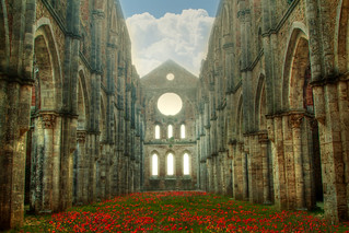 San Galgano as you have  never seen | by www.davidbutali.net
