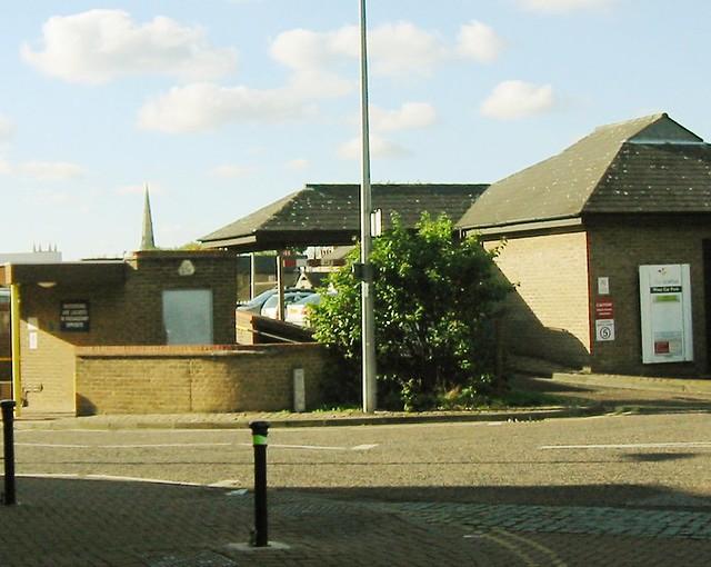Grafton Car Park