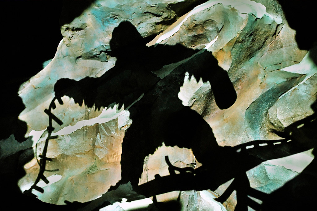 Disney Bad Yeti This Is A Picture Of A Frame Of