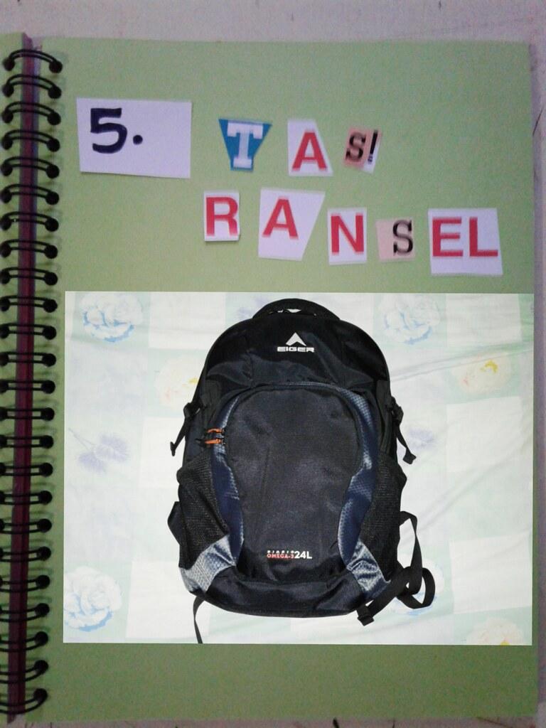 tas ransel
