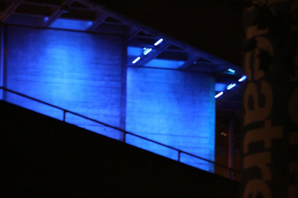 A Blue Angle