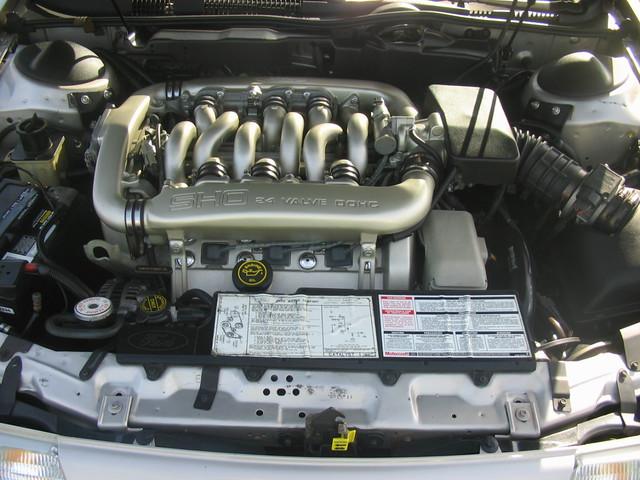 1989 Ford Taurus Sho Engine