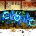 EVOLVE - PAID4  Liquid Blue Alien Skyline