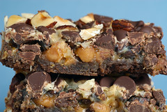 Double Delicious Cookie Bars, Revisited