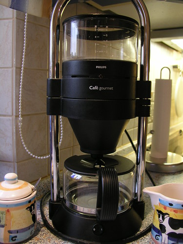 Kaffeemaschine Philips Cafè gourmet  Heidi Dressendoerfer  ~ Kaffeemaschine Philips Gourmet