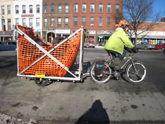 Human-powered trash pick-up | by WNPR - Connecticut Public Radio