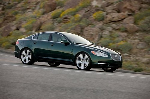 Jaguar Emerald Fire Jaguar xf Sv8 Emerald Fire