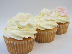 Wedding Cupcakes | by Busy Baking