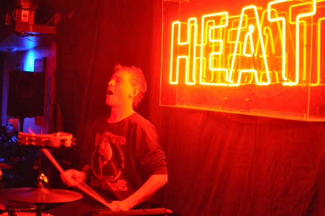 Heat at Dominion Tavern