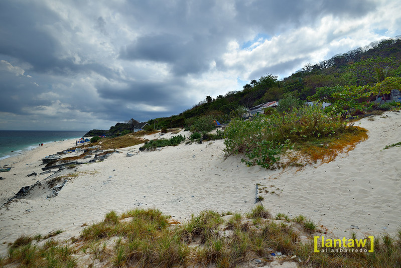 Fortune Island Beach