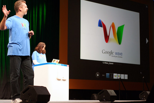 Google Wave introduction | by niallkennedy