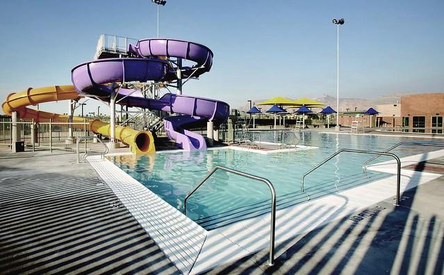 Aquatic Excercise At Centennial Hills Community Center Las Vegas Nv Flickr Photo Sharing