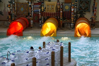 Great Wolf Lodge indoor water park | by flickrized