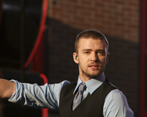 Justin Timberlake on Beale St. | by edwardk662