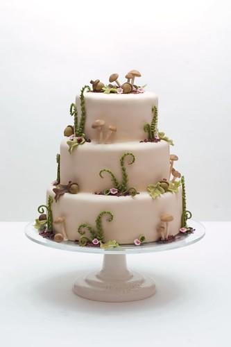 Elven Wedding Cake