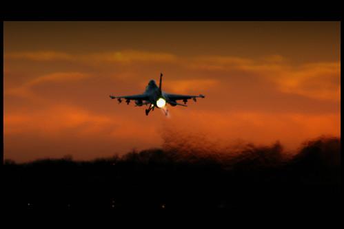 14 afterburner sunset - photo #19