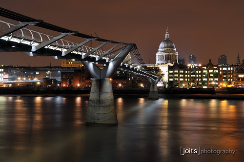 millenium to st paul's | by Joits