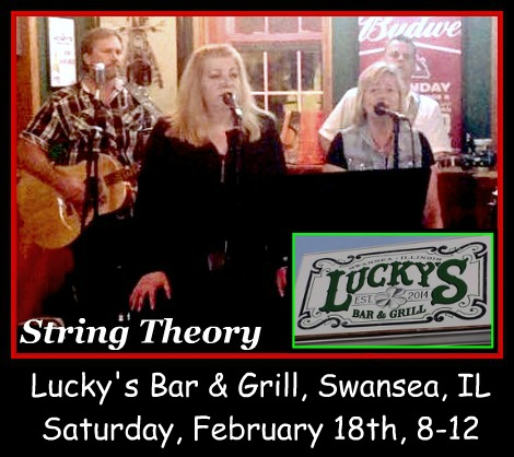 String Theory 2-18-17