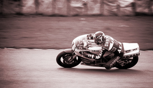 Barry Sheene | by G. Postlethwaite esq.