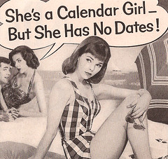 she's a calendar girl.jpg | by by golly molly