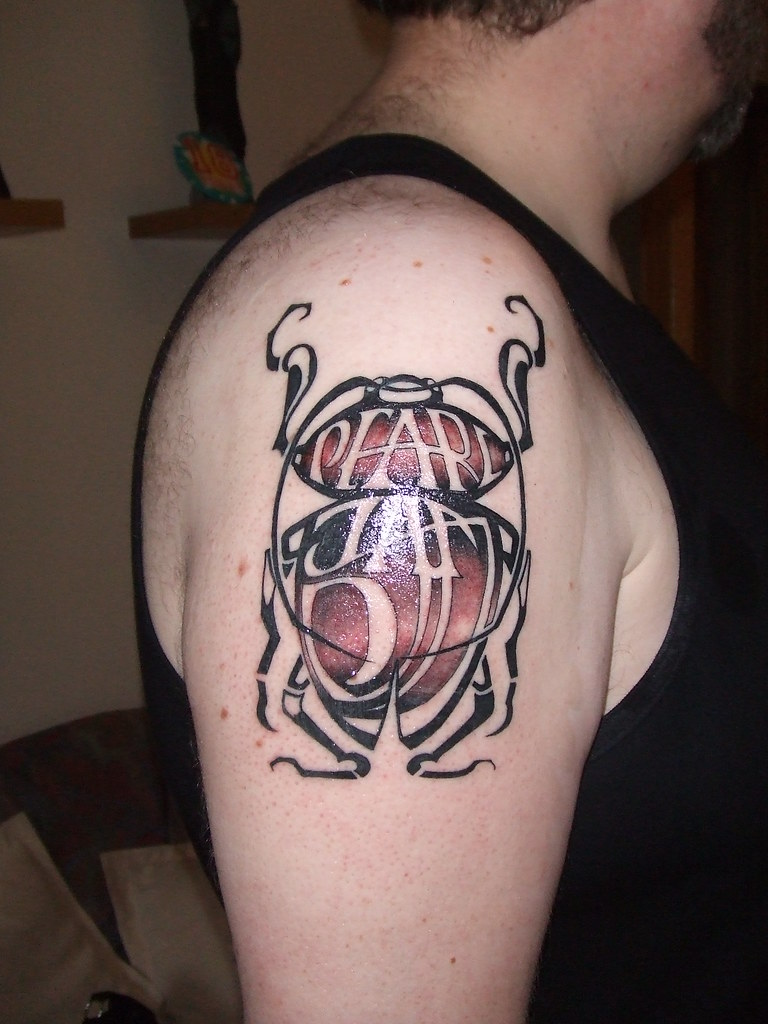 all sizes pearl jam tattoo no3 flickr photo sharing