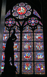 Notre Dame Stained Glass | by EdZa