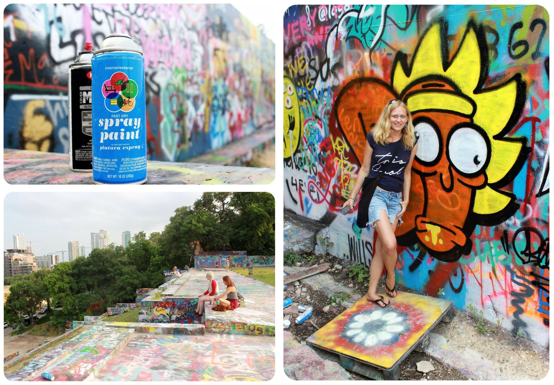 Austin Hope Outdoor Gallery