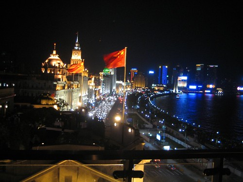 The Bund in Shanghai | by wordbiz