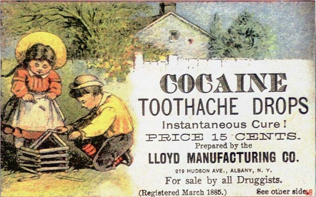 Cocaine Toothache Drops | I use only the best cocaine ...