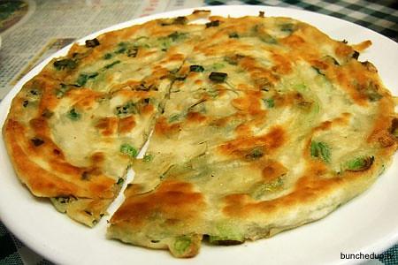 Green Onion Pancake America S Test Kitchen