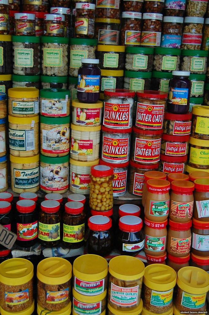 Peanut Brittle >> Shooting Baguio: Pasalubong   Peanut brittle, ube jam, pinea…   Flickr
