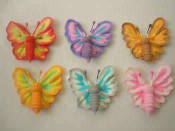 Royal Icing Butterflies Cake Decorations Www Sugarcraftbyr