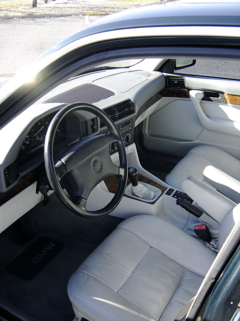 E34 bmw 525i interior donincognito flickr sciox Choice Image