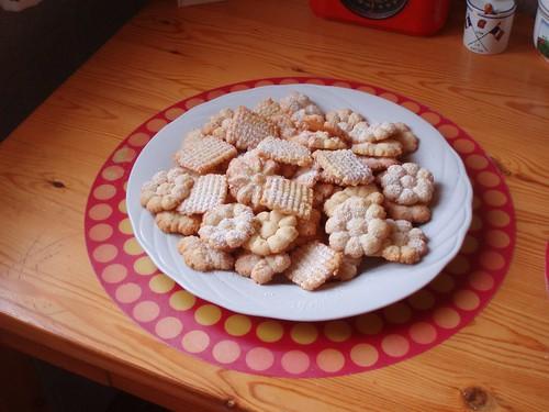 Biscotti alle mandorle 001