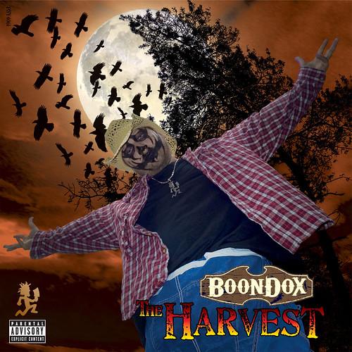 boondox  the harvest cover art