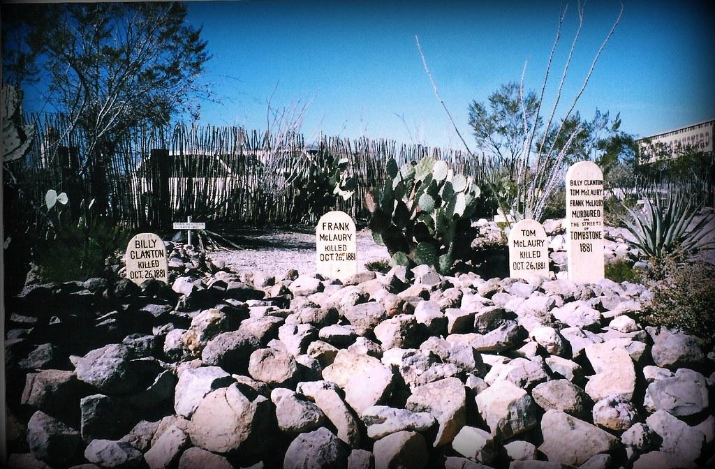 Billy Clanton Grave