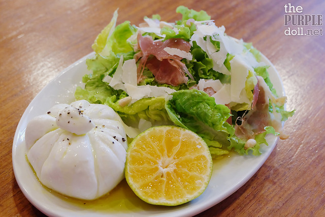 Summer Burrata Salad (P490)
