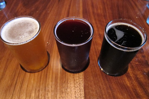 City Tavern: Beer Trio | by Guzzle & Nosh