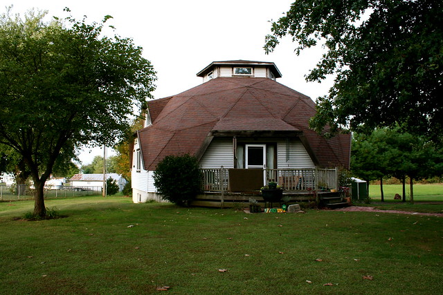 Geodesic dome flickr photo sharing for Geodesic home plans