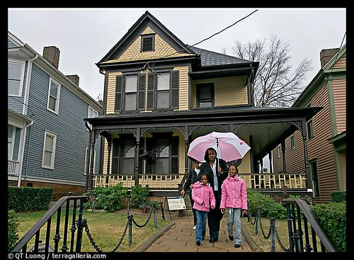 Dr Martin Luther King Jr And Family Civil Rights Area Flickr