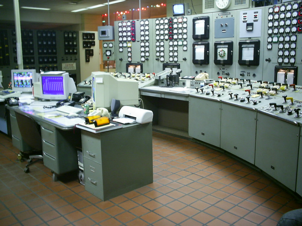 Electrical Control Room This Was My Quot Home Away From Home