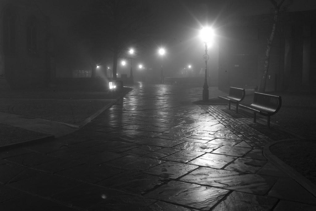 Night Shoot St James Square Grimsby Thanks Brassai Flickr