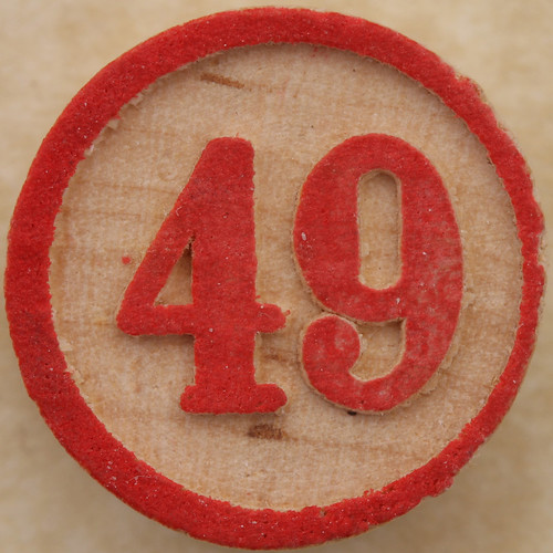 Bingo Number 49 | Leo Reynolds | Flickr Leo