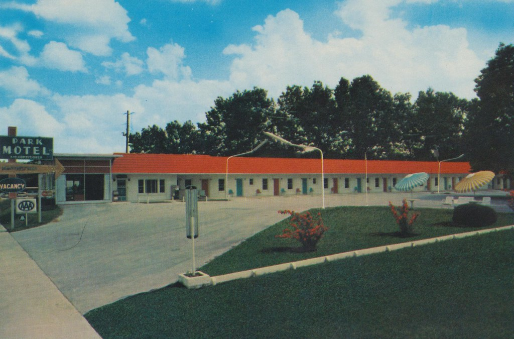 Park Motel - Manchester, Tennessee