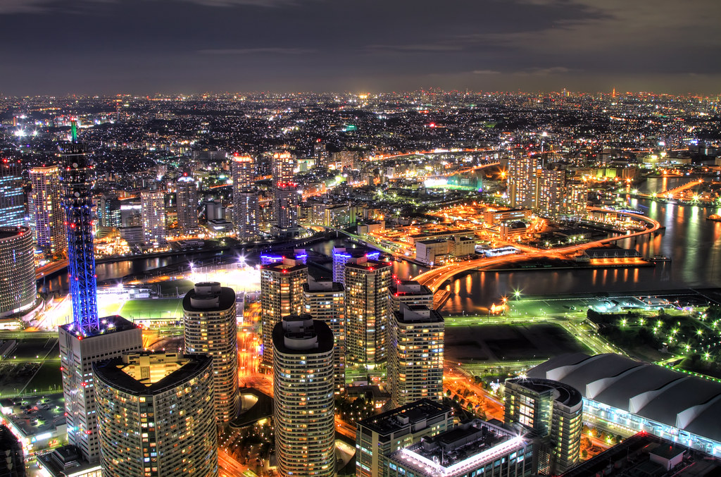 how to go to yokohama from tokyo