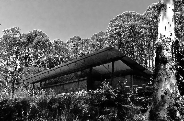 simpson lee house mt wilson nsw australia glenn murcut. Black Bedroom Furniture Sets. Home Design Ideas
