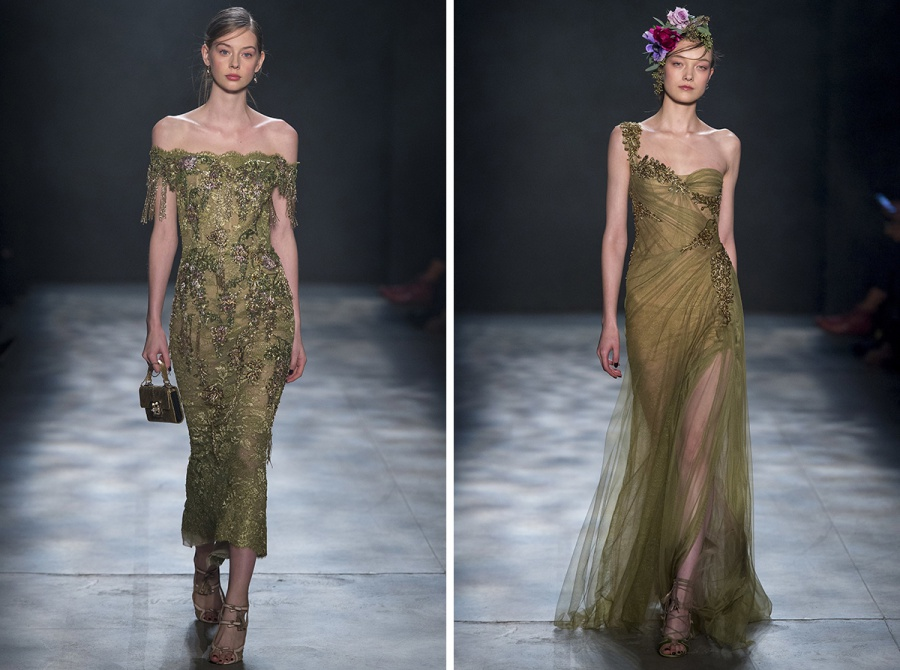 Marchesa Fall 2017 Collection